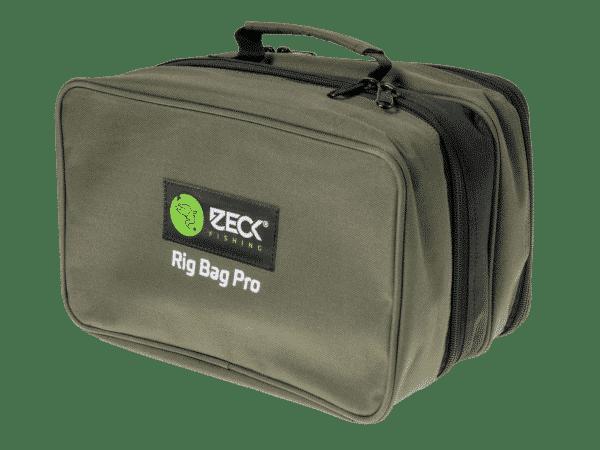 Zeck Rig Bag Pro + Tackle Box WP M