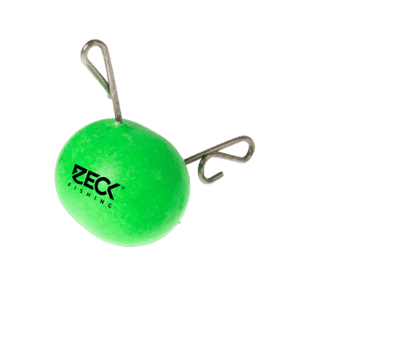 Zeck Cat Fireball Pro Green