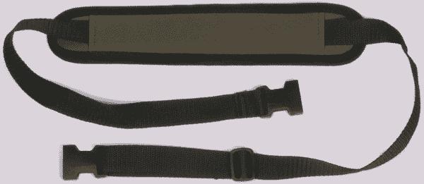 Zeck Shoulder Strap (for Single Rod Bags)