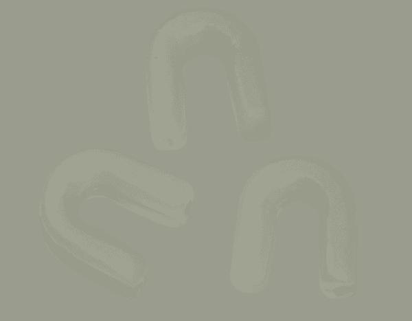 Zeck Mono Loop Thimble |10 pcs