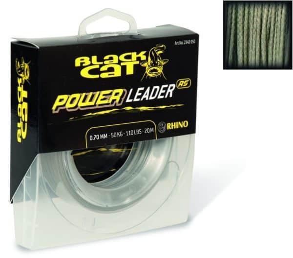 Black Cat Power Leader