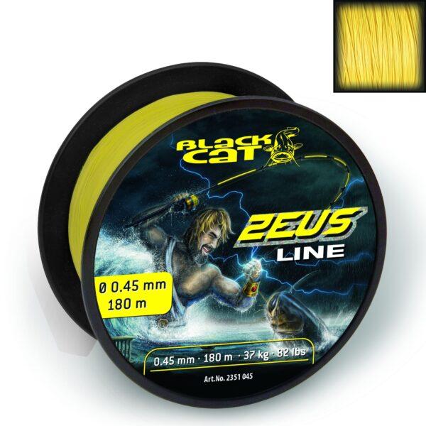 Black Cat Zeus Line 0,45mm