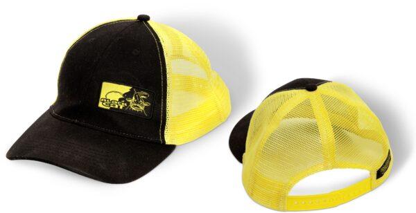 Black Cat Trucker Cap