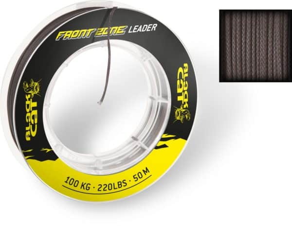 Black Cat Front Zone Leader 1mm