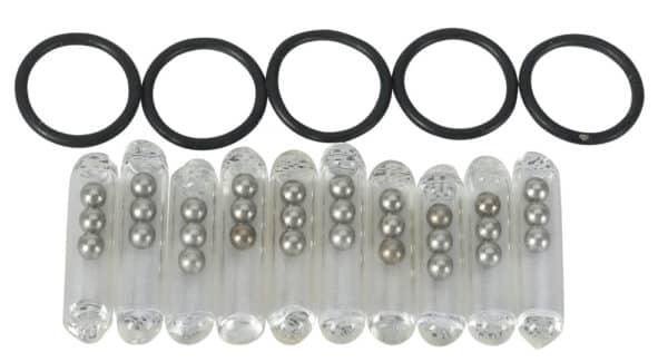 UNI CAT Glass Rattle Kit
